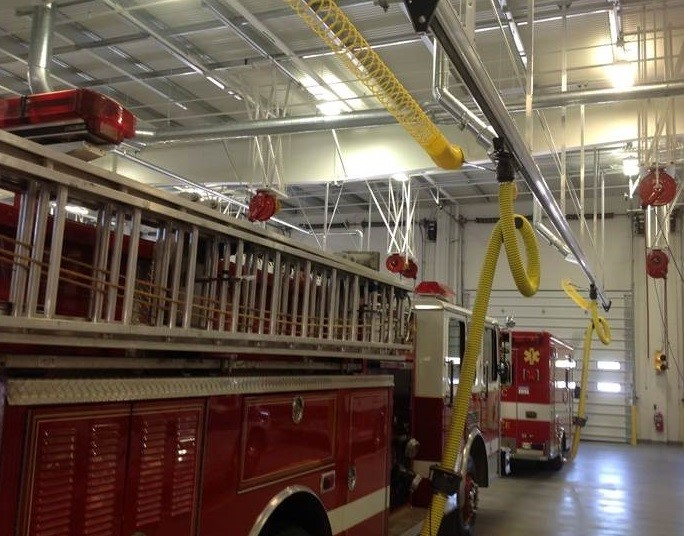 Firehouse Exhaust Removal Systems
