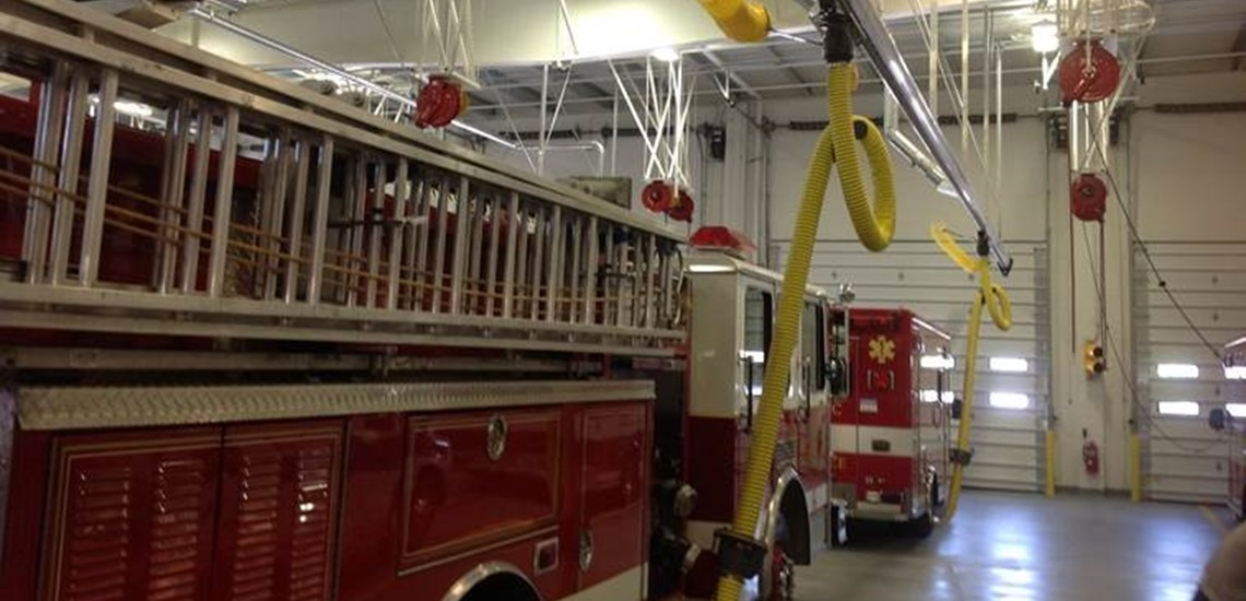 Fire Station Air Filtration System Exhaust Amp Fume