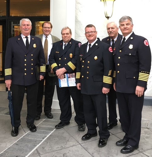 Congressional Fire Meeting in DC